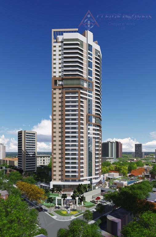 Apartamento 4 suítes, região do Goiabeiras Edifício Royal President