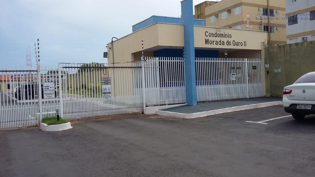 Apartamento à venda com o valor 165.000,00 localizado na Morada do Ouro II - Cuiabá/Mato Grosso