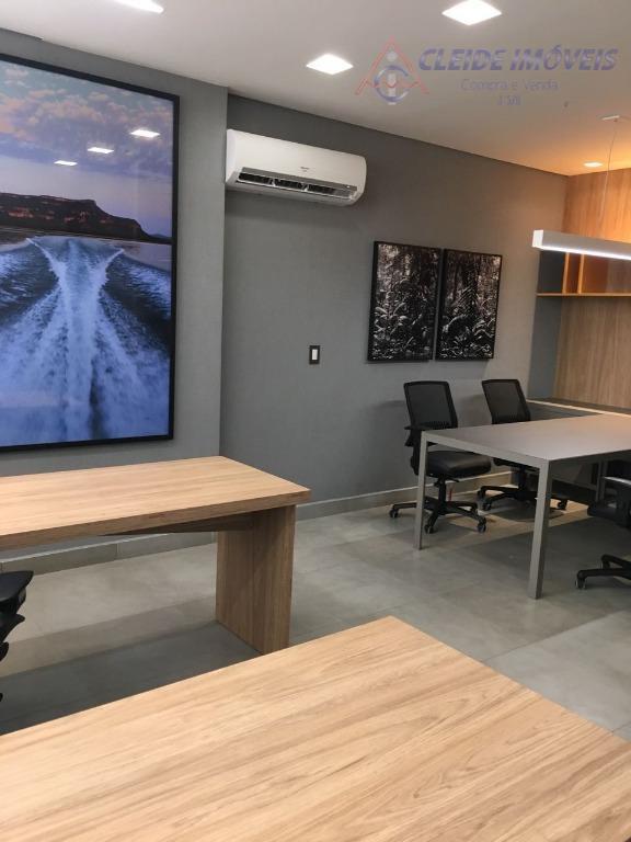 Sala à venda, 45 m² por R$ 250.000 - Edifício Xingu Business - Cuiabá/MT