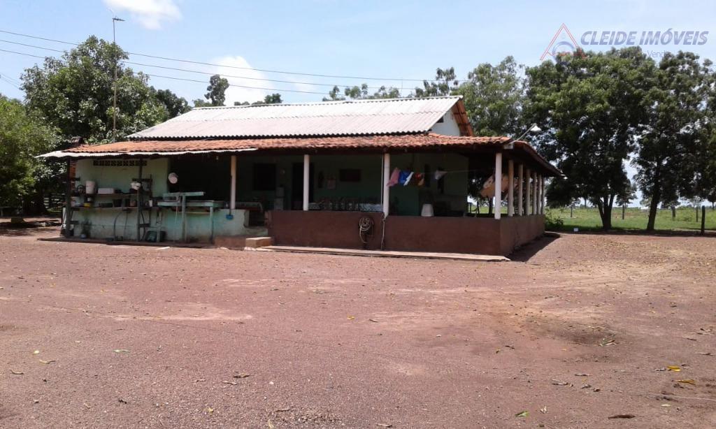 Fazenda à venda, 720 Hectares por R$ 6.500.000 - Zona Rural - Cuiabá/MT