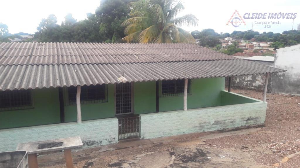 Terreno residencial co uma casa simples, à venda, Dom Aquino, Cuiabá.