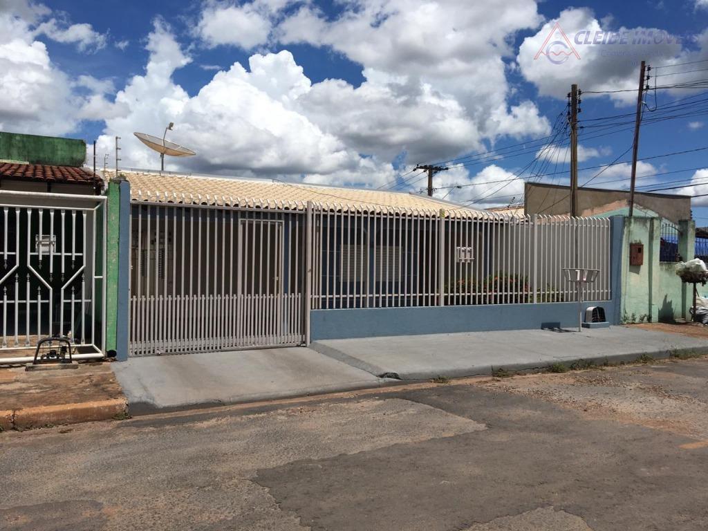Casa para alugar 2 Quarto por R$ 1.250/mês - CPA III Setor 04 - Cuiabá/MT