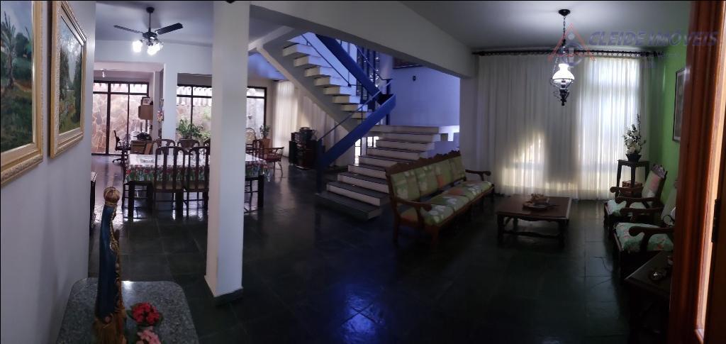 Casa com 5 dormitórios à venda, 465 m² por R$ 1.300.000 - Jardim das Américas - Cuiabá/MT