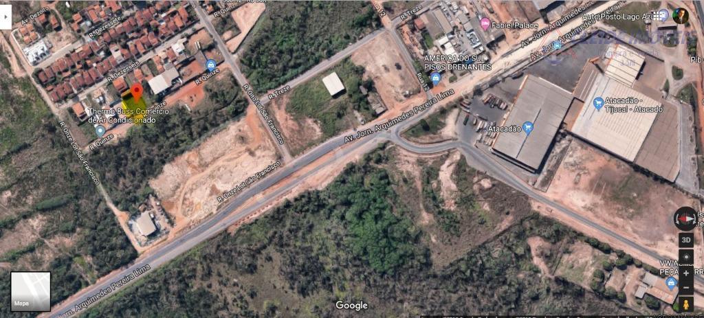 Terreno à venda, 720 m² por R$ 180.000 - Altos do Coxipó - Cuiabá/MT