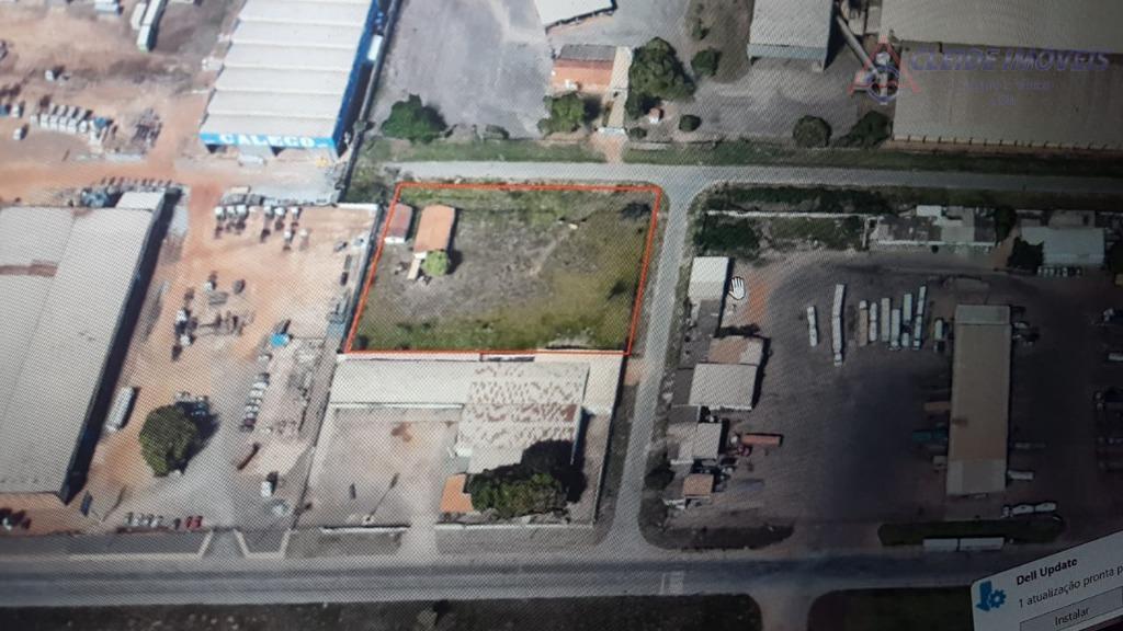 Terreno à venda, 5000 m² por R$ 1.000.000 - Distrito Industrial - Cuiabá/Mato Grosso
