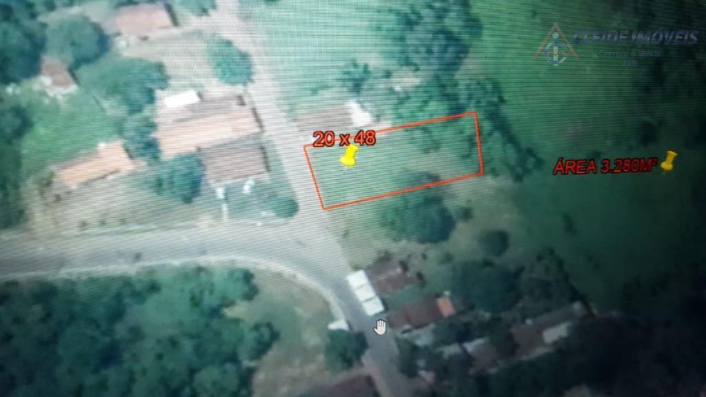 Terreno à venda, 980 m² por R$ 150.000 - Passagem da conceição - Várzea Grande/Mato Grosso