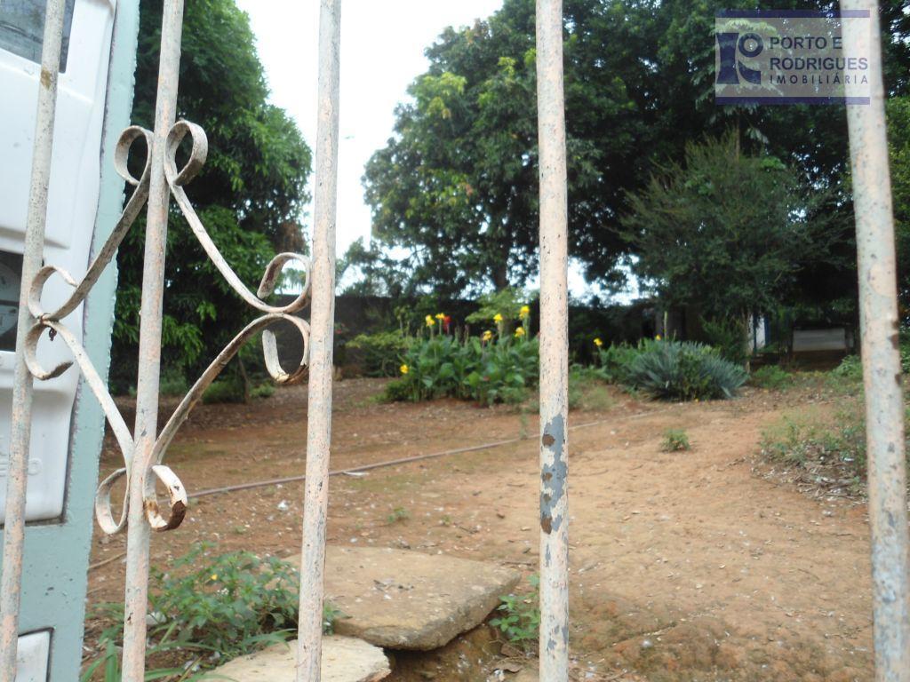 Terreno comercial à venda, Parque Odimar, Hortolândia.