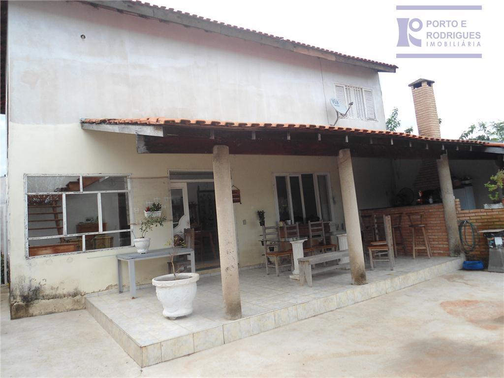Casa comercial para locação, Jardim Eulina, Campinas.