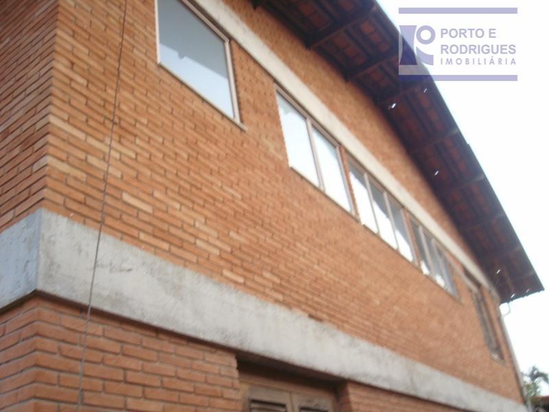 Casa comercial para locação, Nova Campinas, Campinas - CA0490.