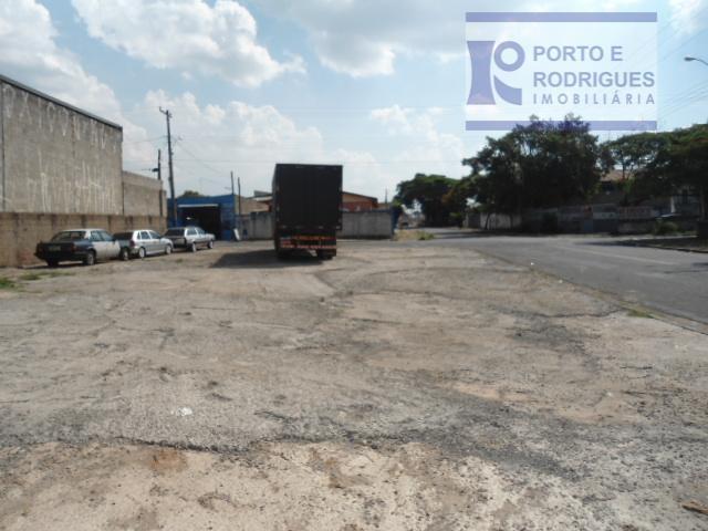 Terreno comercial para locação, Jardim Aparecida, Campinas.