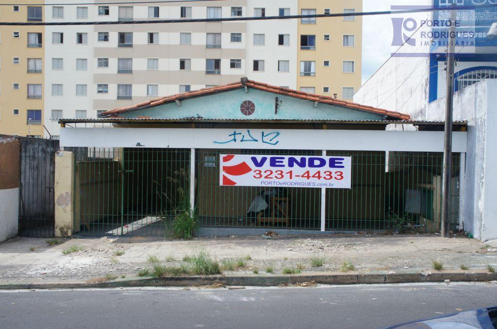 Casa residencial à venda, Vila Georgina, Campinas.