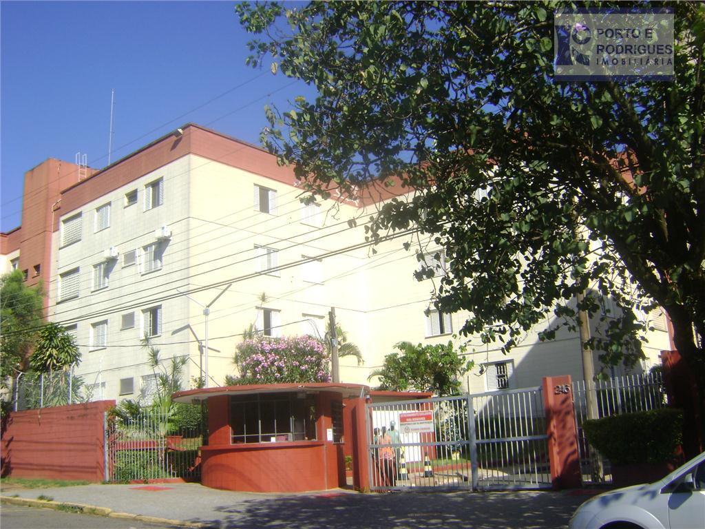 Apartamento Residencial para locação, Vila Mimosa, Campinas - AP0173.