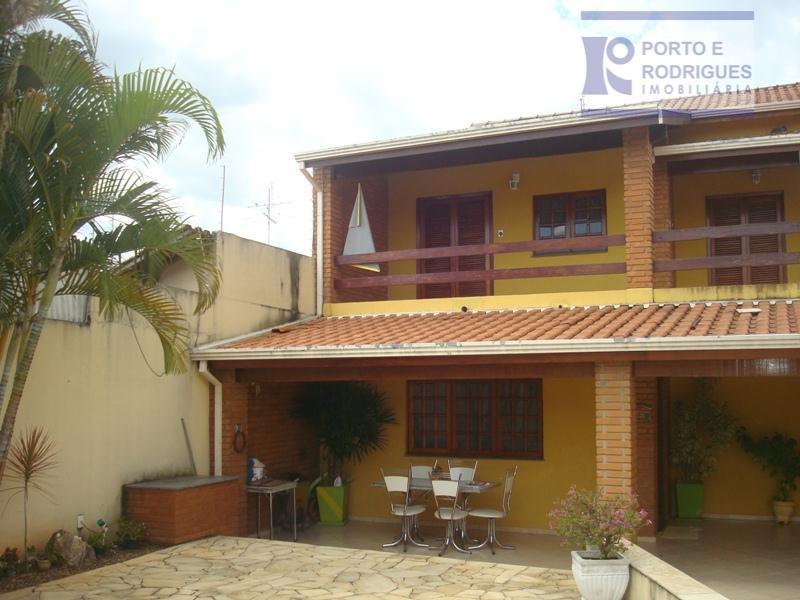 Casa Residencial para locação, Jardim Paulicéia, Campinas - CA0107.