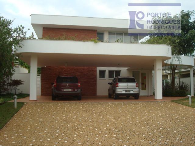 Casa residencial para locação, Alphaville Campinas, Campinas - CA0179.