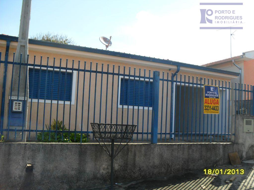 Casa residencial para locação, Jardim Nova América, Campinas - CA0264.