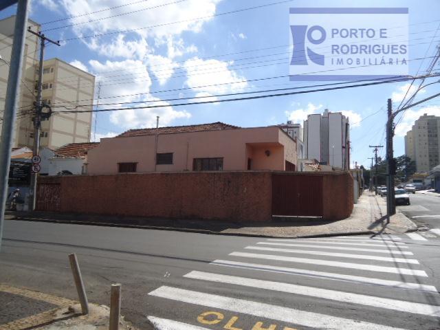 Casa residencial ou comercial à venda, Jardim Guanabara, Campinas.