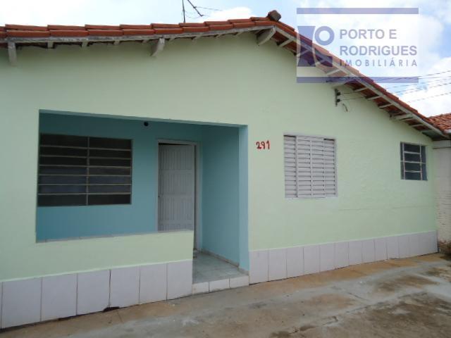Casa residencial para locação, Vila Trinta e Um de Março, Campinas.