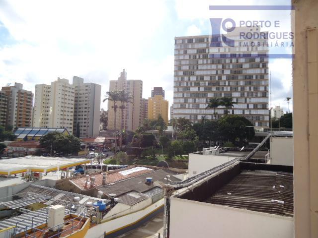Apartamento residencial para venda e locação, Centro, Campinas - AP1215.
