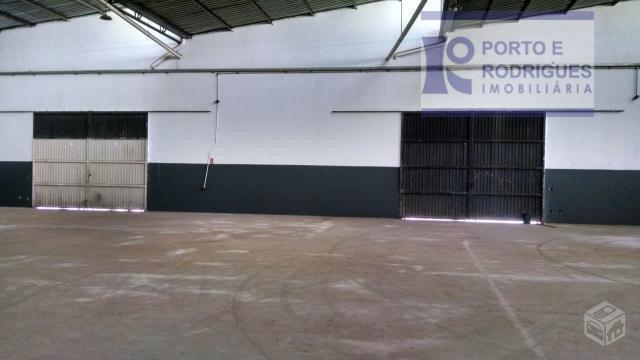 Barracão comercial para locação, Vila Formosa, Campinas.