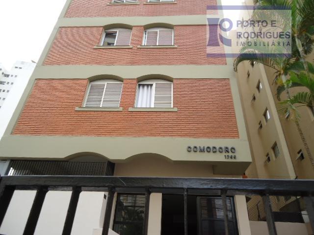 Apartamento residencial para locação, Centro, Campinas - AP1400.