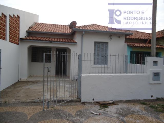 Casa  residencial para locação, Jardim Brasil, Campinas.