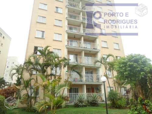 Apartamento residencial à venda, Vila Nova Teixeira, Campinas.