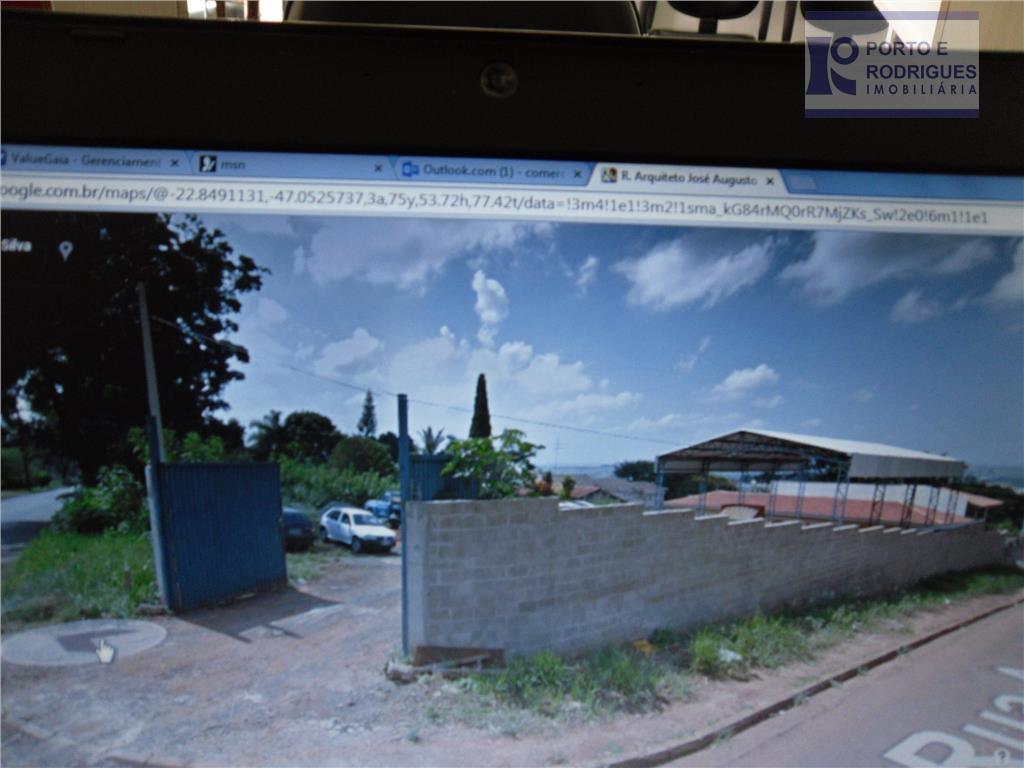 Terreno residencial para venda e locação, Fazenda Santa Cândida, Campinas.