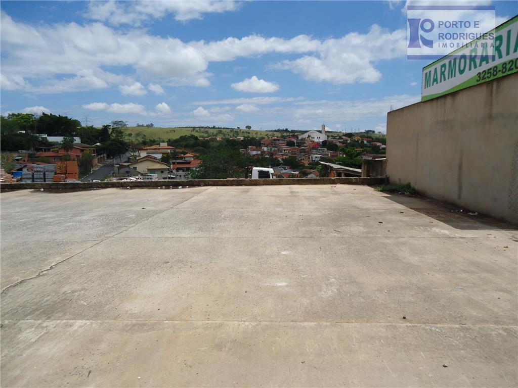 Terreno  comercial para locação, Vila Sônia (Sousas), Campinas.