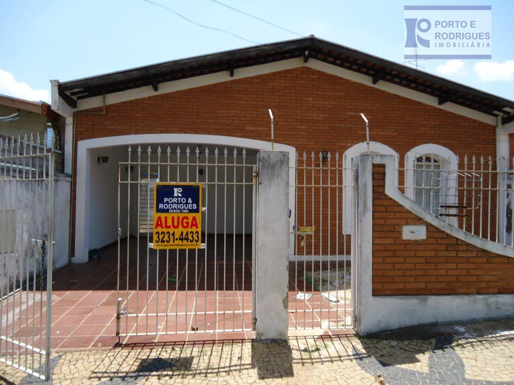 Casa residencial para venda e locação, Jardim Santana, Campinas - CA0637.