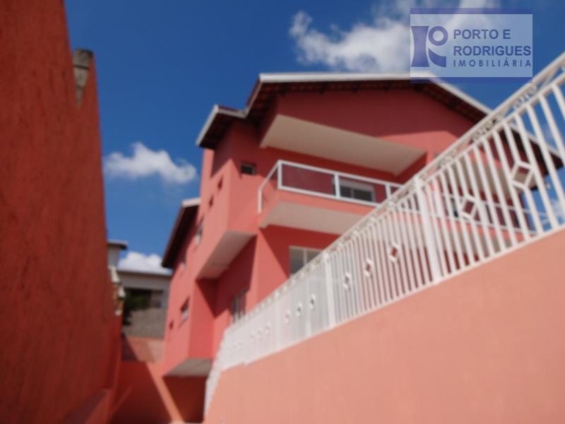 Casa residencial para locação, Jardim das Palmeiras, Campinas.