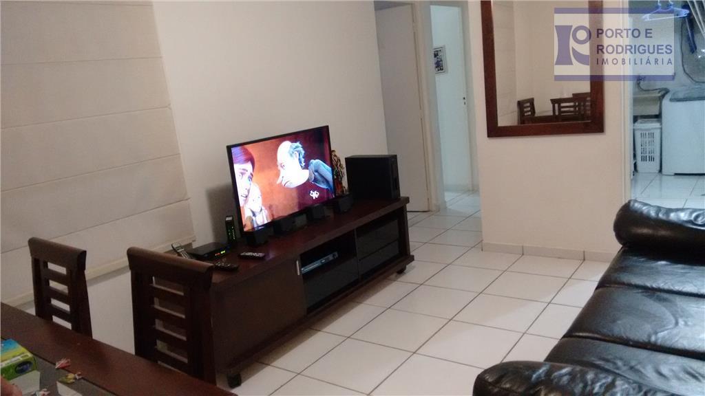Apartamento residencial à venda, Jardim Miranda, Campinas.