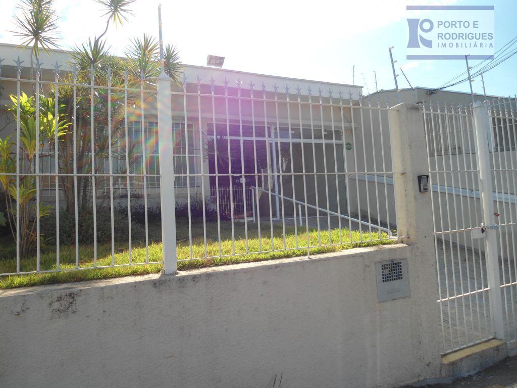 Casa  comercial para locação, Jardim Guanabara, Campinas.
