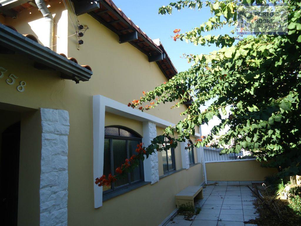 Casa residencial à venda, Vila Andrade Neves, Campinas.