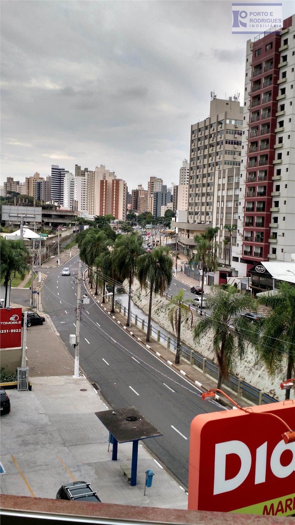 Apartamento  residencial para locação, Jardim Paraíso, Campinas.