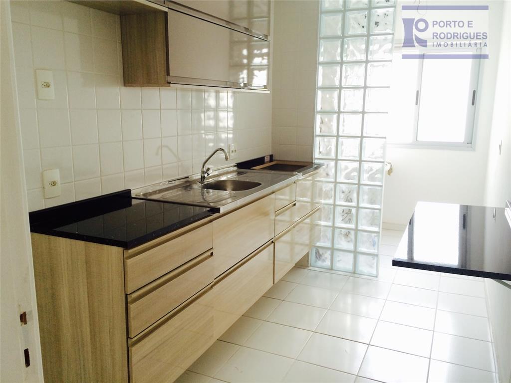 Apartamento residencial à venda, Parque Brasília, Campinas.