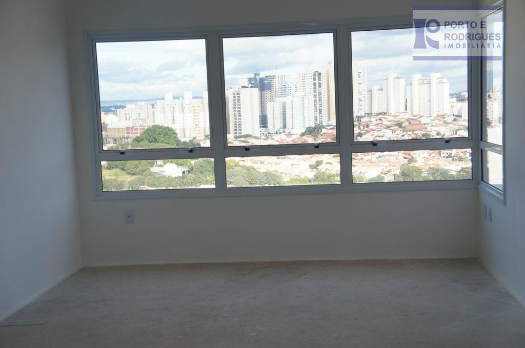 Apartamento residencial à venda, Loteamento Residencial Vila Bella Dom Pedro, Campinas.