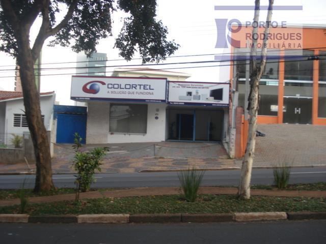 Casa  comercial para locação, Vila Nova, Campinas.