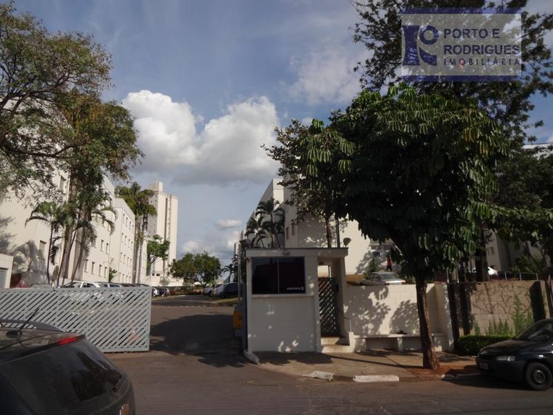 Apartamento  residencial para locação, Jardim Miranda, Campinas.