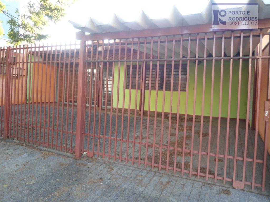Casa residencial para venda e locação, Vila Nova, Campinas - CA0698.