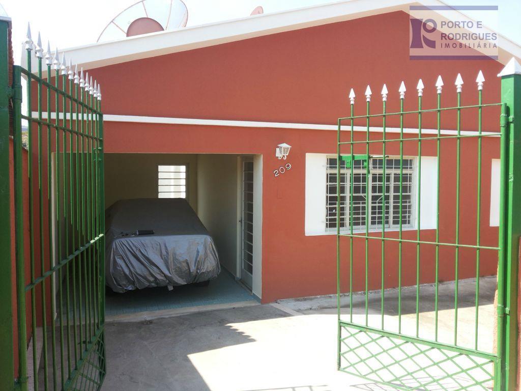 Casa residencial à venda, Jardim Miranda, Campinas.