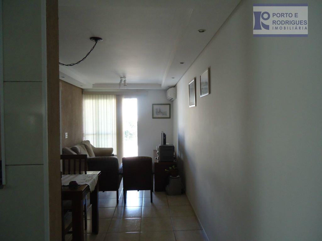 Apartamento residencial à venda, Vila Nova, Campinas.