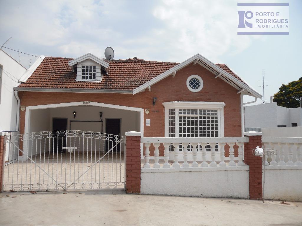 Casa residencial para locação, Nova Campinas, Campinas - CA0722.
