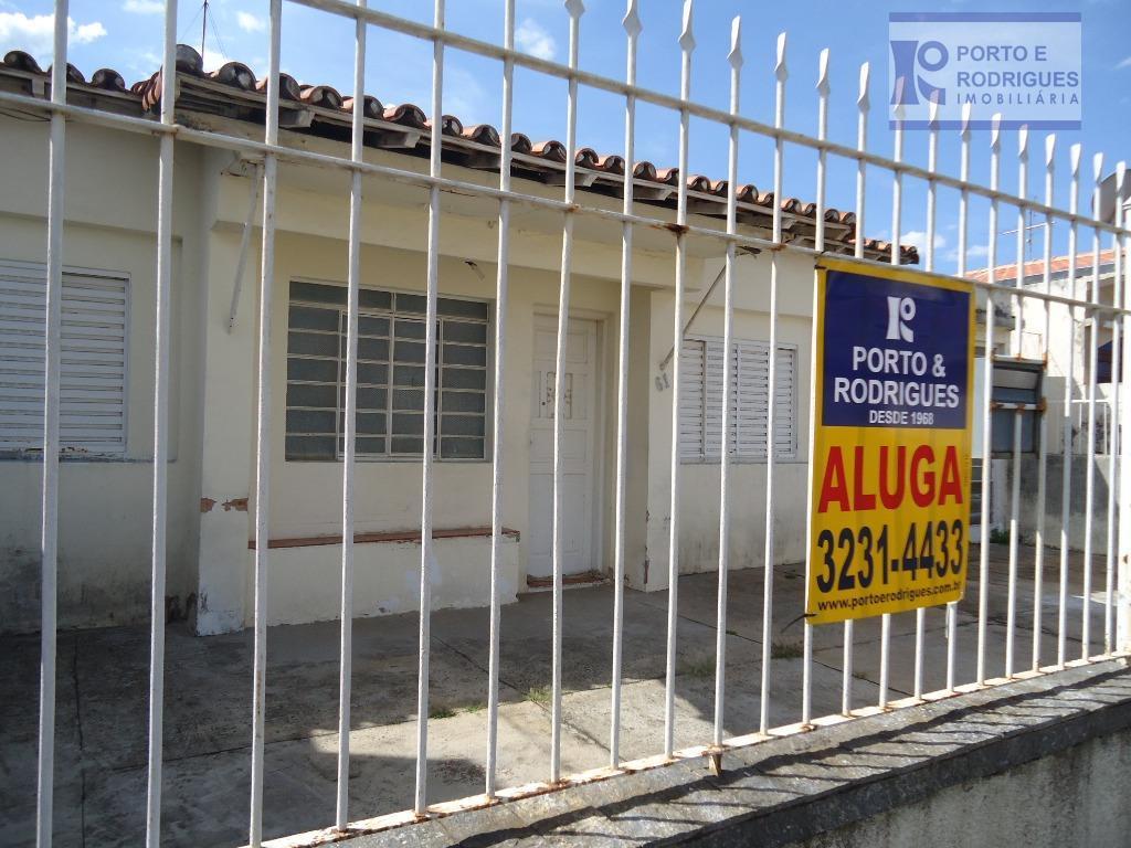 Casa residencial para locação, Jardim Quarto Centenário, Campinas - CA0073.