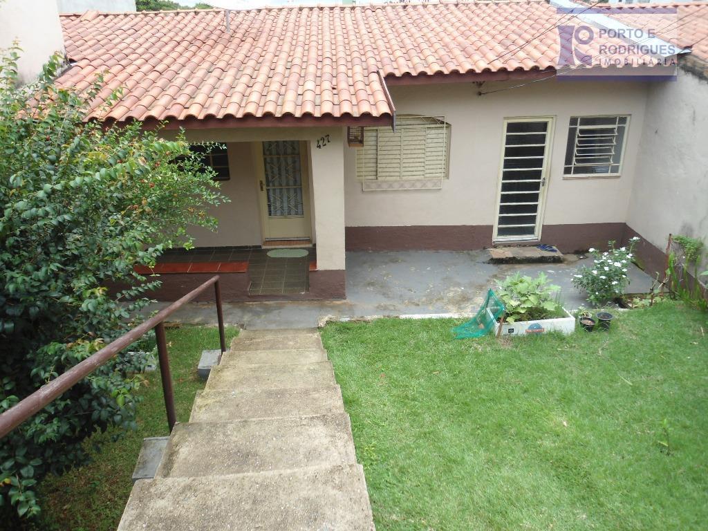 Casa residencial à venda, Parque Brasília, Campinas.