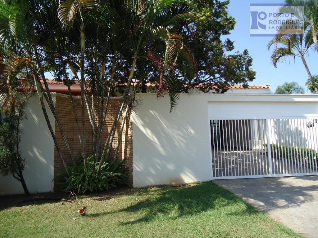 Casa  residencial à venda, Jardim das Paineiras, Campinas.