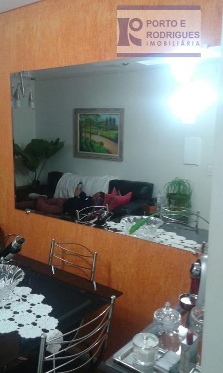 Apartamento residencial para locação, Parque Jambeiro, Campinas.