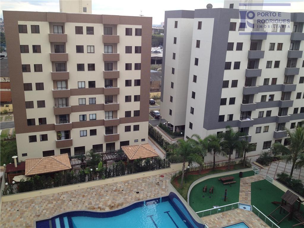 Apartamento residencial para locação, Jardim do Lago, Campinas.