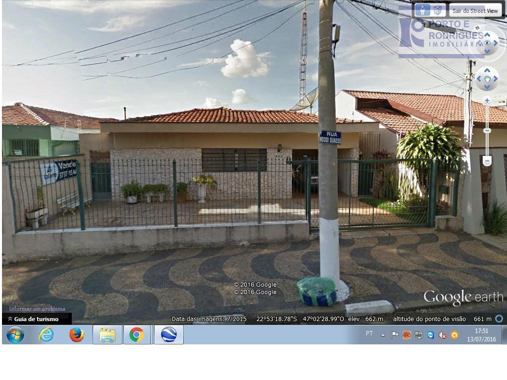 Casa residencial para venda e locação, Chácara da Barra, Campinas.