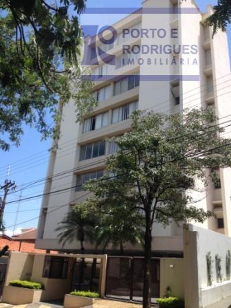 Apartamento  residencial para locação, Jardim Leonor, Campinas.