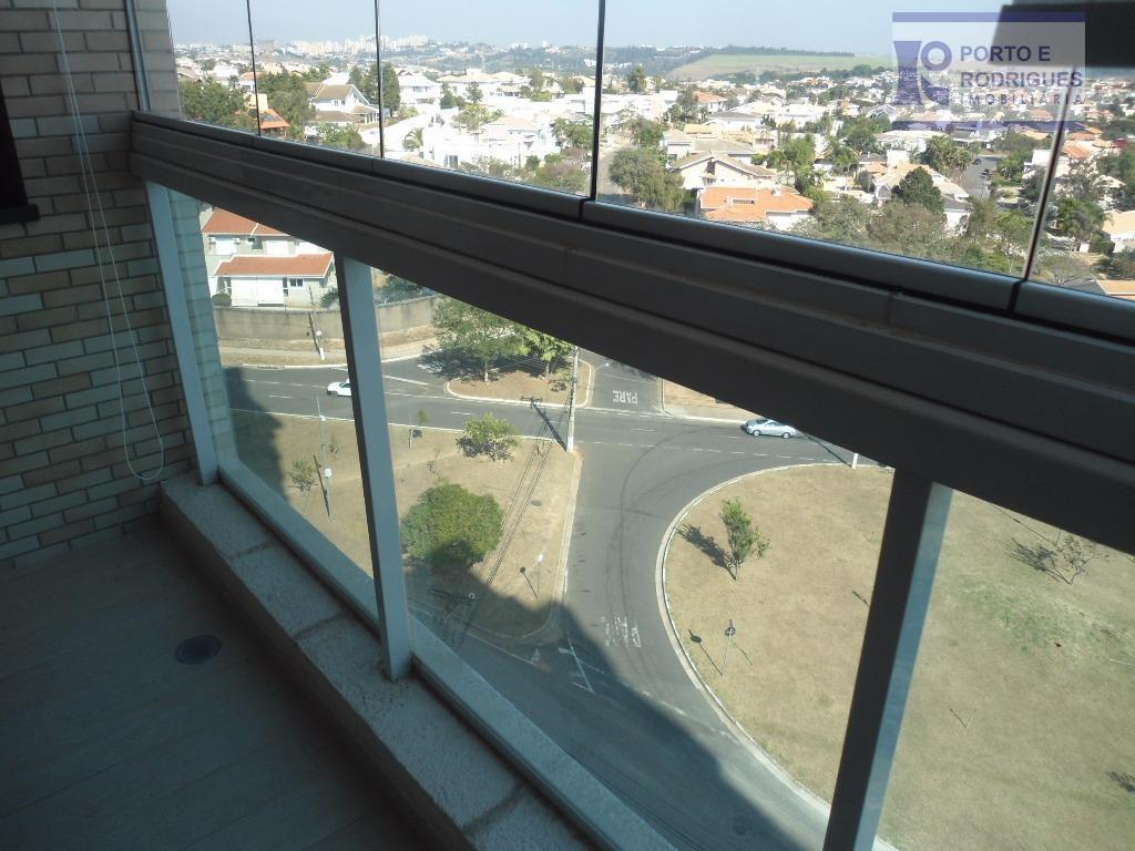 Apartamento  residencial para venda e locação, Alphaville Campinas, Campinas.